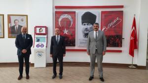 Katar Türk Okulu'nu ziyaret (16/09/2020)